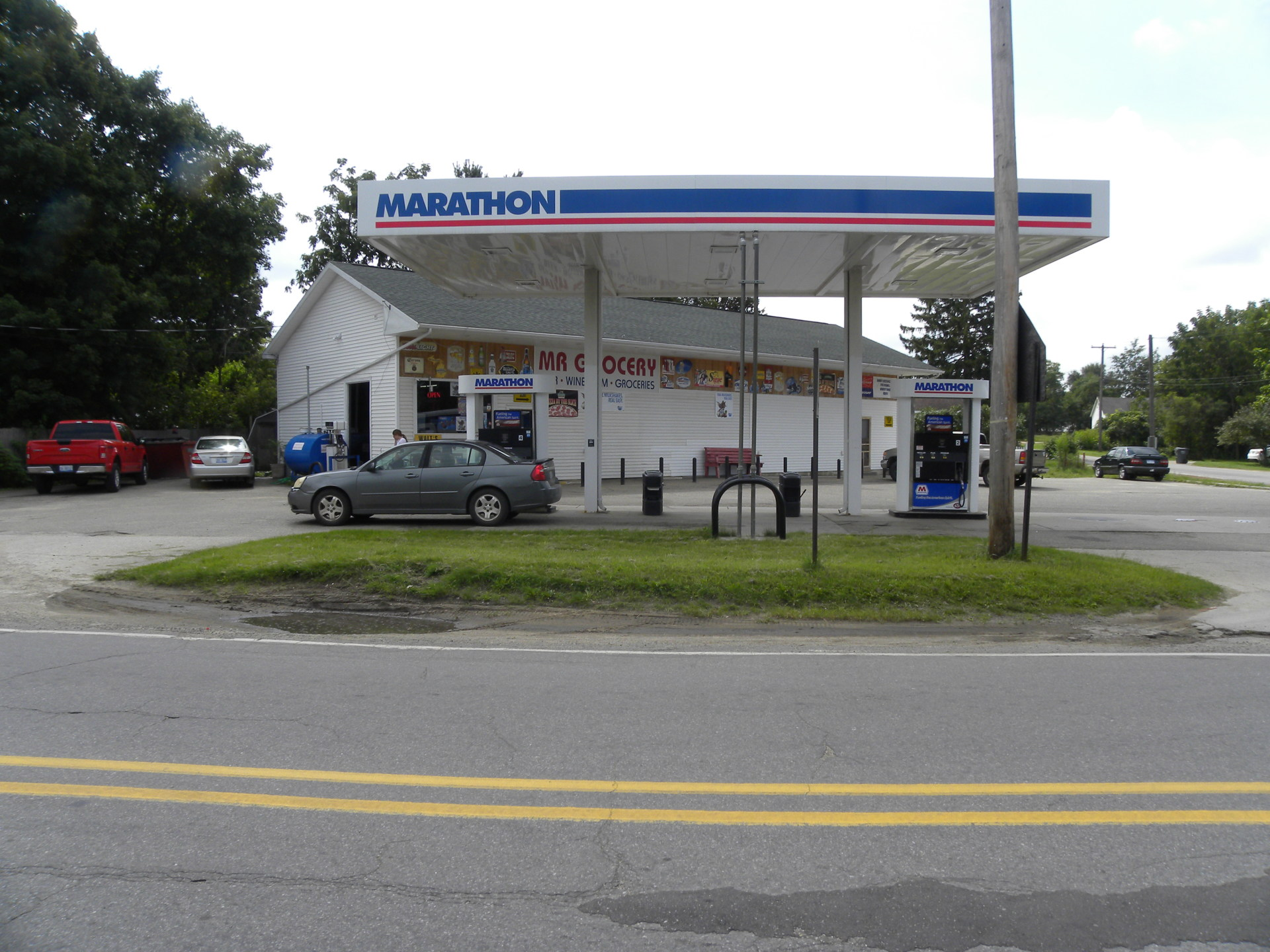 Mr. Grocery Gas Station- South Haven, MI