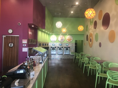 Frozen Yogurt Shop in Grandville